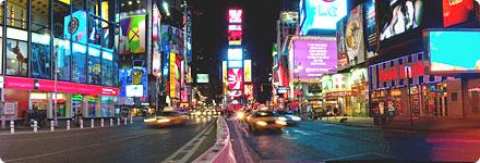 New York City Banner